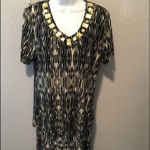 J&M Two Piece Dress